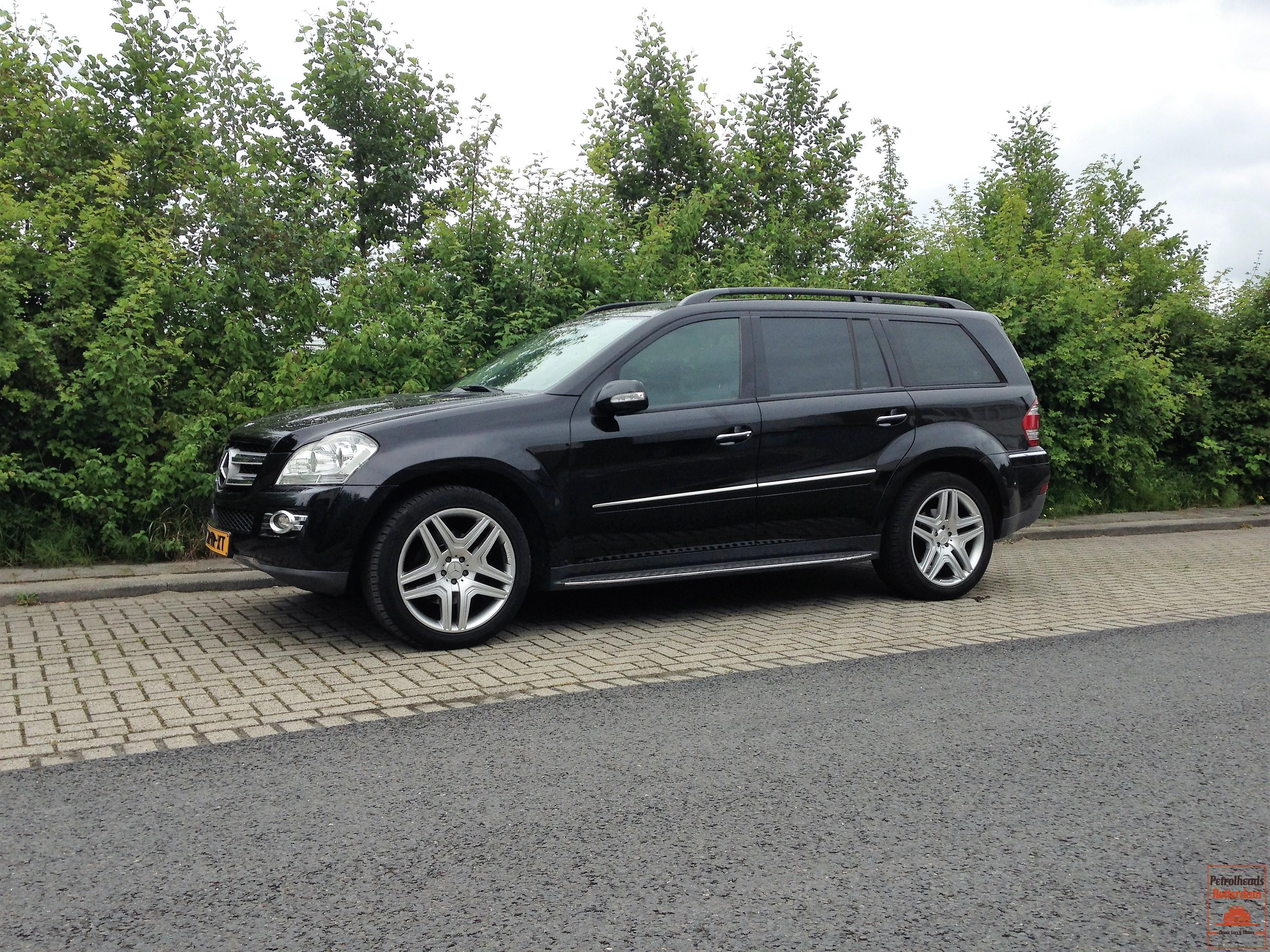 Mercedes Benz GL320 CDI 4-Matic // 2007 // Front side