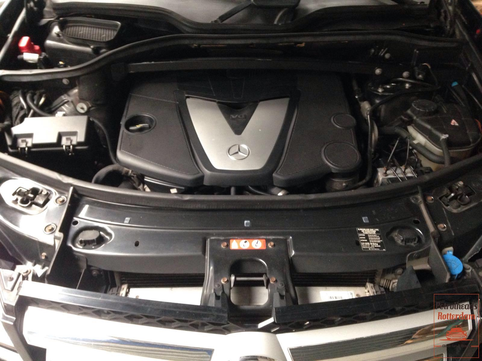 Mercedes GL320 CDI 4-Matic 2007 Engine