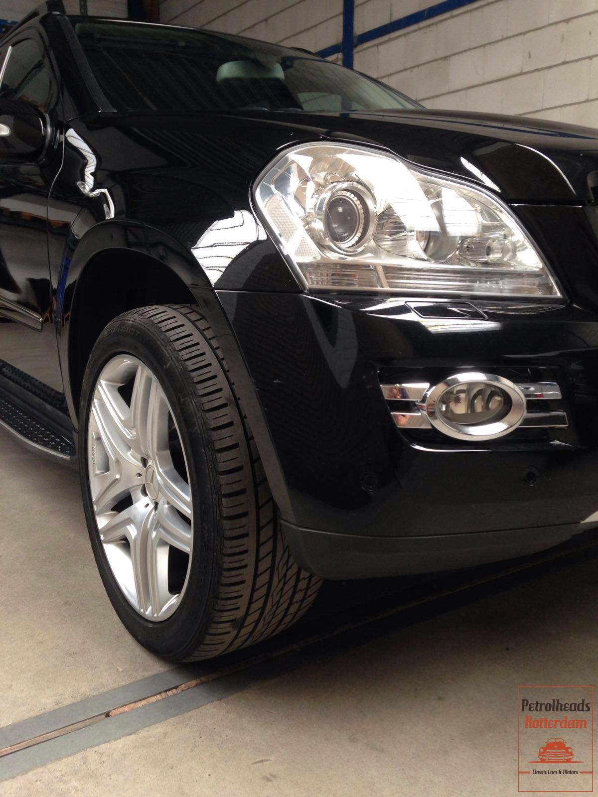 Mercedes GL320 CDI 4-Matic 2007 Right front