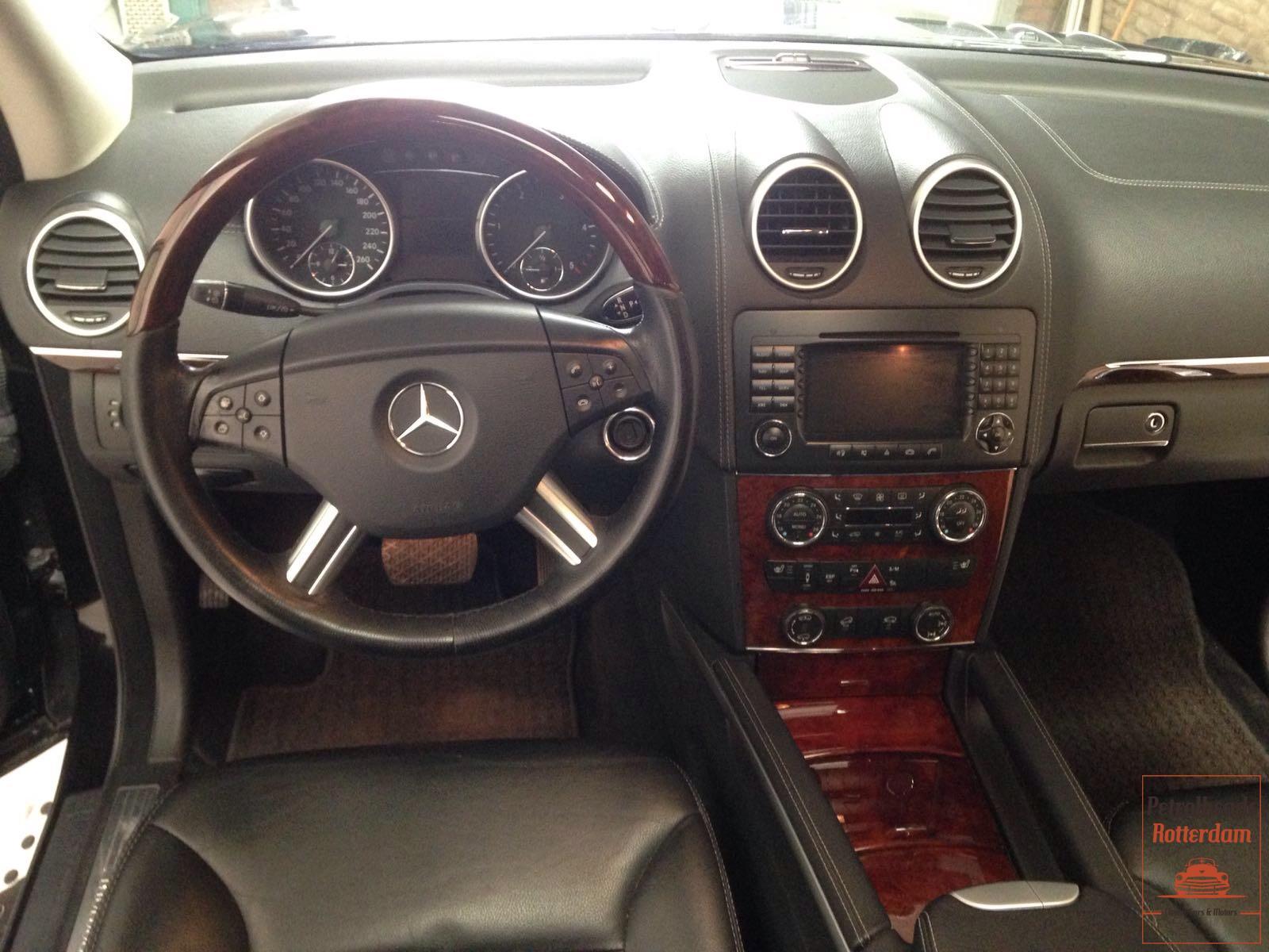Mercedes GL320 CDI 4-Matic 2007 Interieur Front