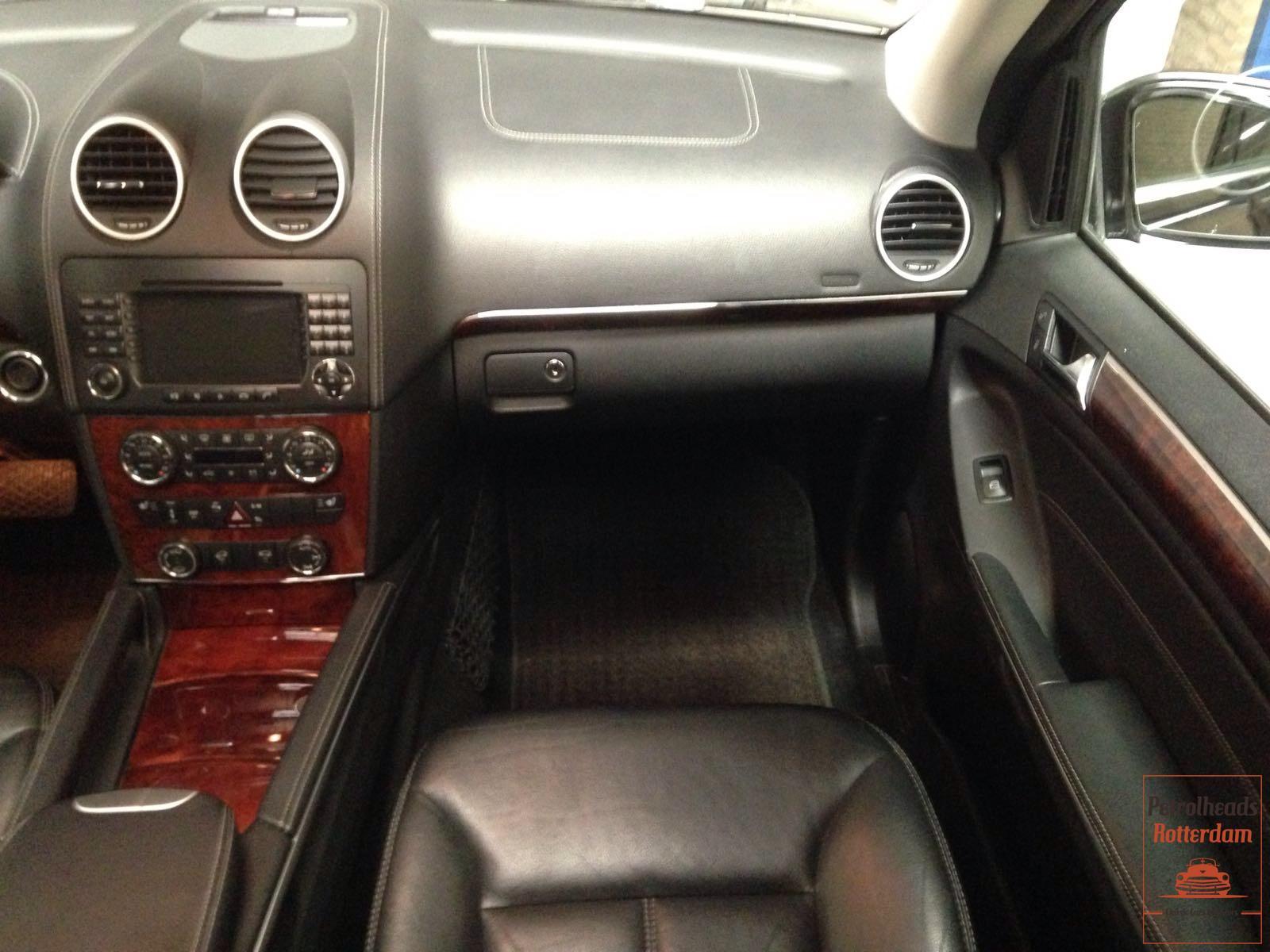 Mercedes GL320 CDI 4-Matic 2007 Pass seat