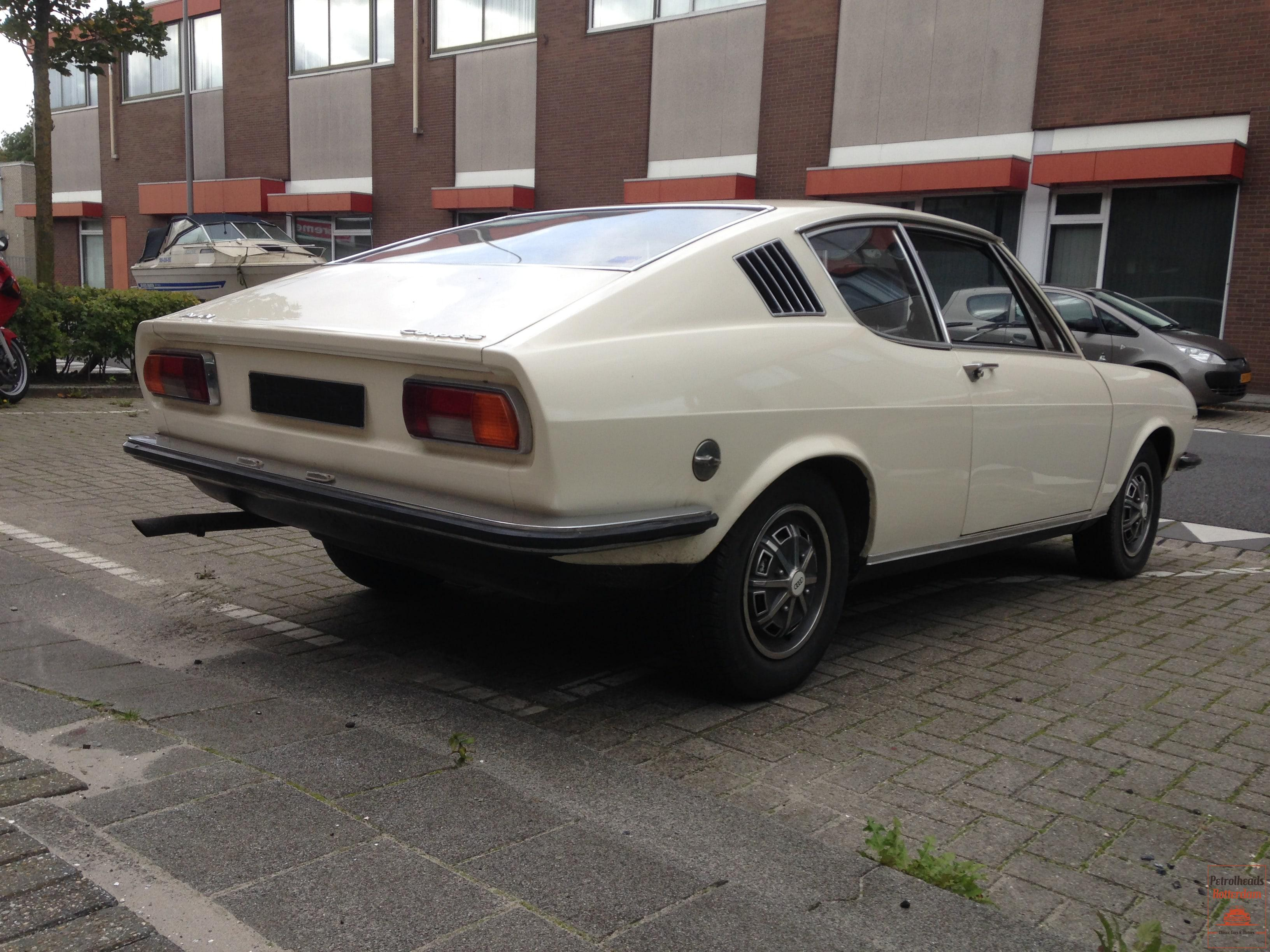 Audi 100 S Coupe - 1973